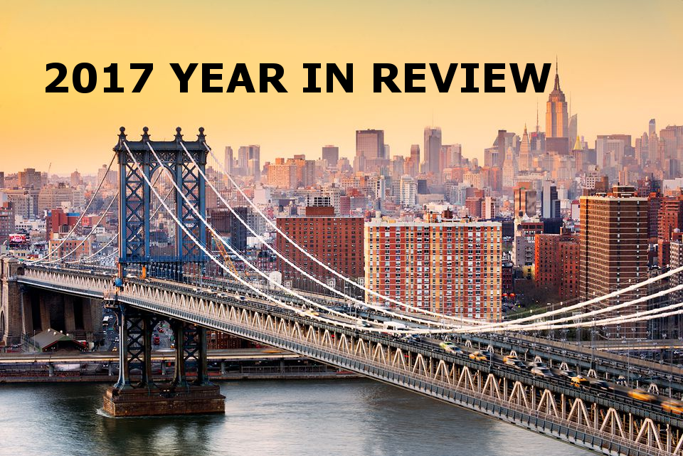 Market Update: 2017 Year in Review