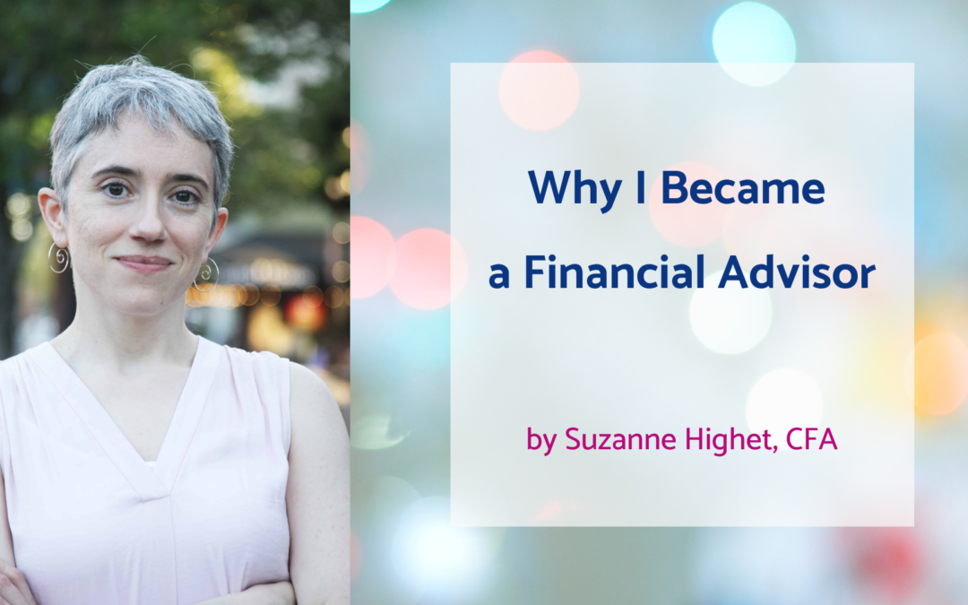 The Why - Suzanne Highet